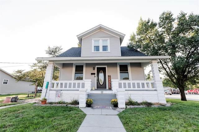 211 N Walnut Street, Freeburg, IL 62243 (#21064633) :: Clarity Street Realty