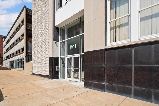 1511 Locust #504, St Louis, MO 63103 (#21064643) :: Walker Real Estate Team
