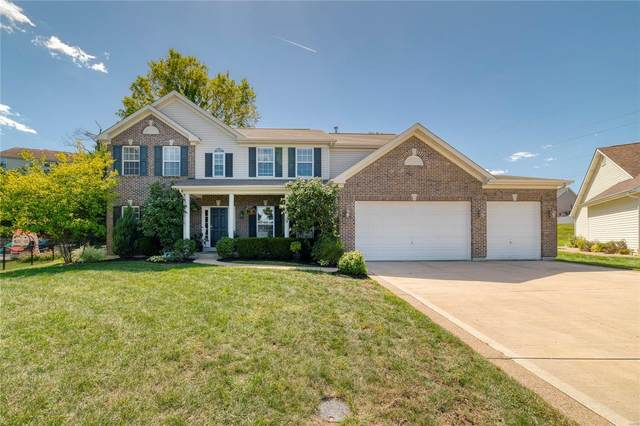 4316 Westhampton Place, Saint Charles, MO 63304 (#21064684) :: St. Louis Finest Homes Realty Group