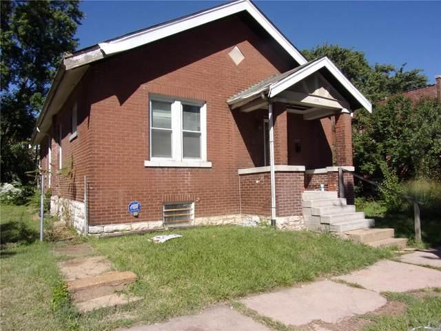 2703 Michigan Avenue, St Louis, MO 63118 (#21064698) :: Delhougne Realty Group