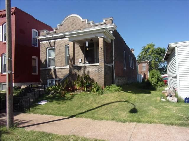 3127 Pennsylvania Avenue, St Louis, MO 63118 (#21064703) :: Delhougne Realty Group