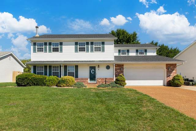 5 Wild Horse Ct, Troy, IL 62294 (#21064723) :: St. Louis Finest Homes Realty Group