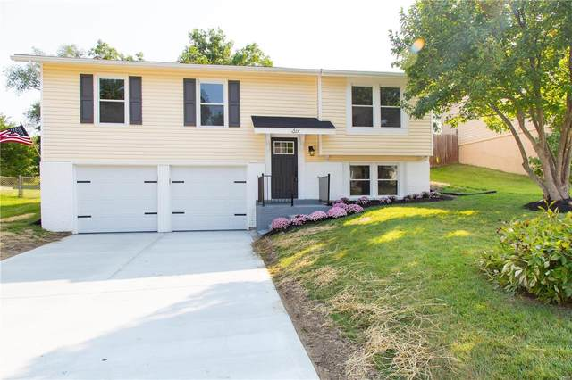 6 Oak Forest, Saint Peters, MO 63376 (#21064727) :: Clarity Street Realty