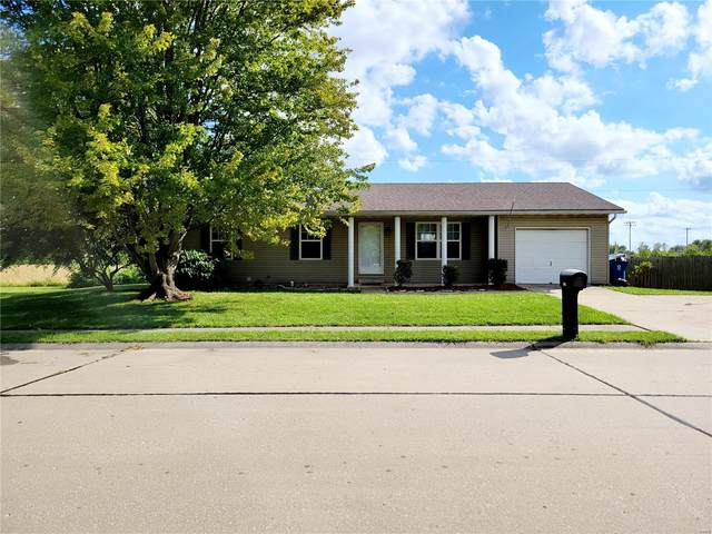436 Orchard Ct, Troy, IL 62294 (#21064735) :: Clarity Street Realty