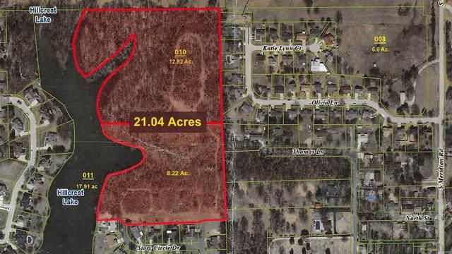 0 N Meridian Road, Glen Carbon, IL 62034 (#21064736) :: Blasingame Group | Keller Williams Marquee