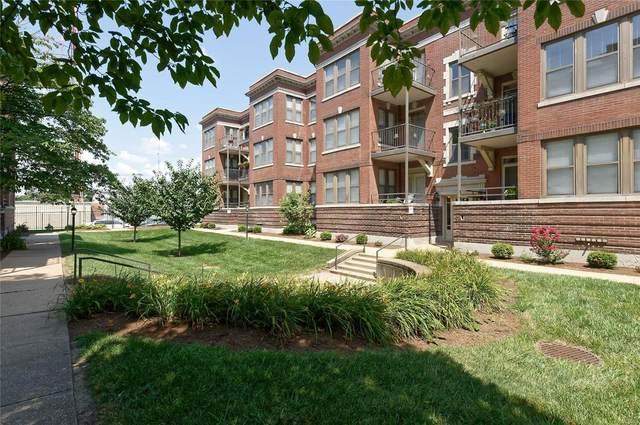 527 Clara Avenue 3C, St Louis, MO 63112 (#21064738) :: Friend Real Estate