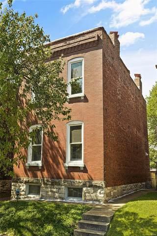 3175 Nebraska Avenue, St Louis, MO 63118 (#21064759) :: Delhougne Realty Group