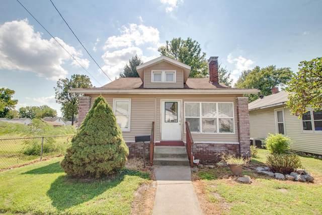 116 E Maple Street, Hartford, IL 62048 (#21064800) :: Parson Realty Group