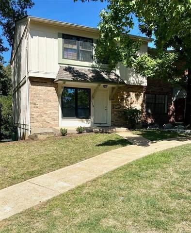 2318 Hidden Meadow Lane, Ballwin, MO 63021 (#21064810) :: Jenna Davis Homes LLC