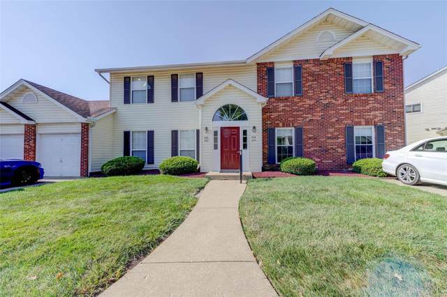 404 Cambridge Place #2, Saint Peters, MO 63376 (#21064835) :: Clarity Street Realty