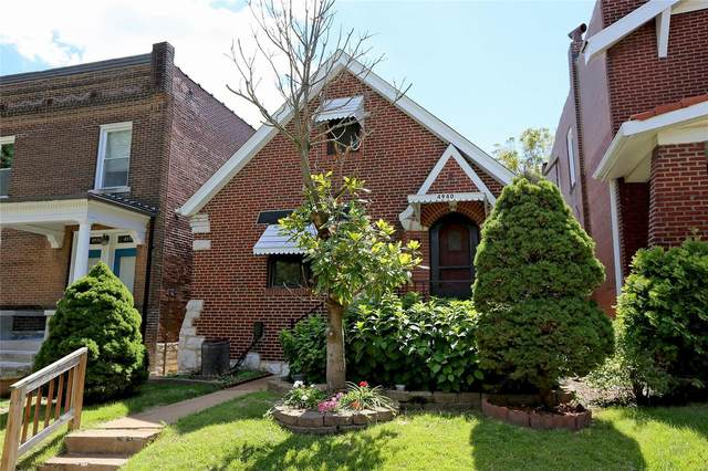 4940 Sutherland Avenue, St Louis, MO 63109 (#21064836) :: Mid Rivers Homes