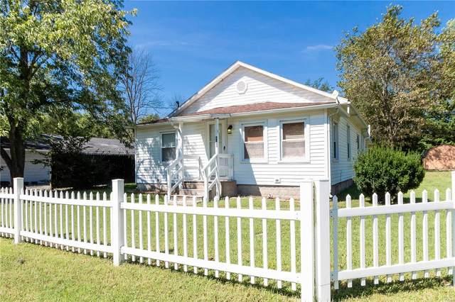 406 Ivy Lane, HERRIN, IL 62948 (#21064844) :: Matt Smith Real Estate Group