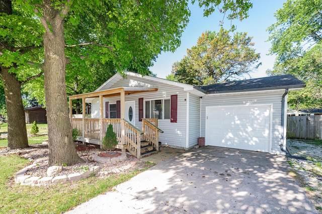 160 Troeckler Lane, Granite City, IL 62040 (#21064866) :: Kelly Hager Group   TdD Premier Real Estate