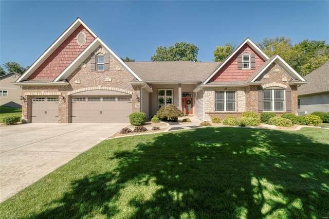 123 Wyndgate Valley, Lake St Louis, MO 63367 (#21064881) :: Jeremy Schneider Real Estate