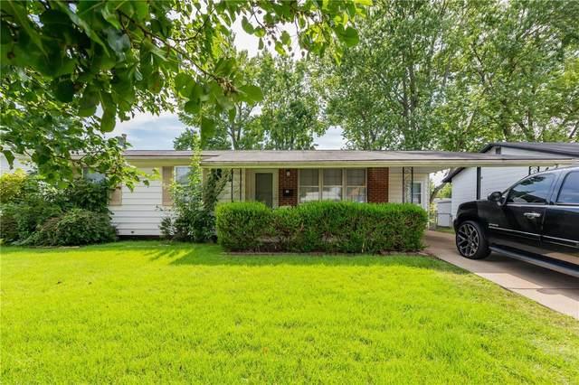 1020 Sherman Lane, Florissant, MO 63031 (#21064883) :: Jenna Davis Homes LLC