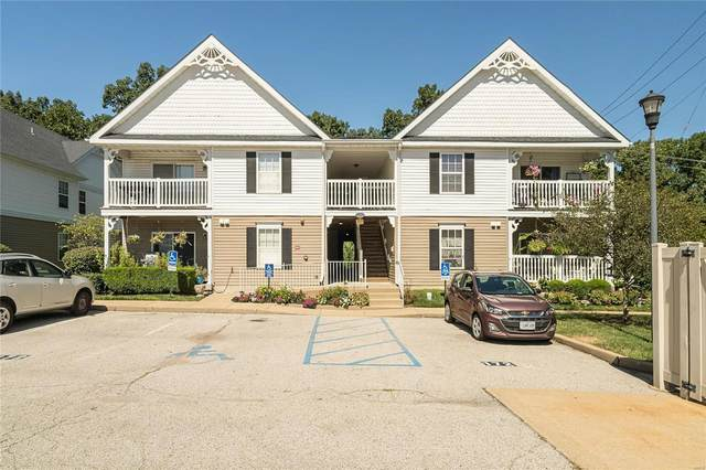 172 Brandy Mill Circle 4E, High Ridge, MO 63049 (#21064895) :: Friend Real Estate
