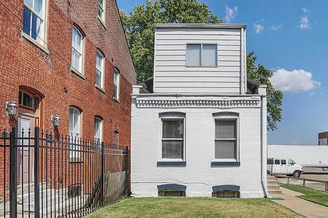 2009 James Street, St Louis, MO 63104 (#21064931) :: Palmer House Realty LLC