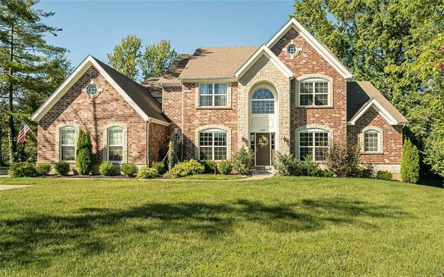 2283 Schoettler Road, Chesterfield, MO 63017 (#21064962) :: Reconnect Real Estate
