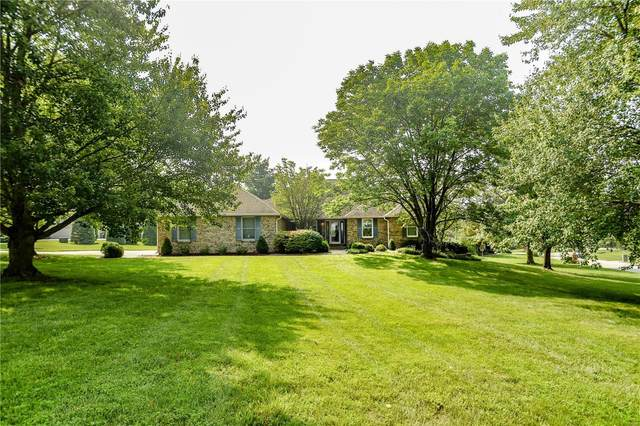 342 Woodmere Dr, Saint Charles, MO 63303 (#21064963) :: Clarity Street Realty