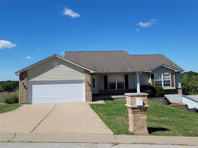 5 Ridgepoint Meadows Drive, Union, MO 63084 (#21064979) :: Parson Realty Group