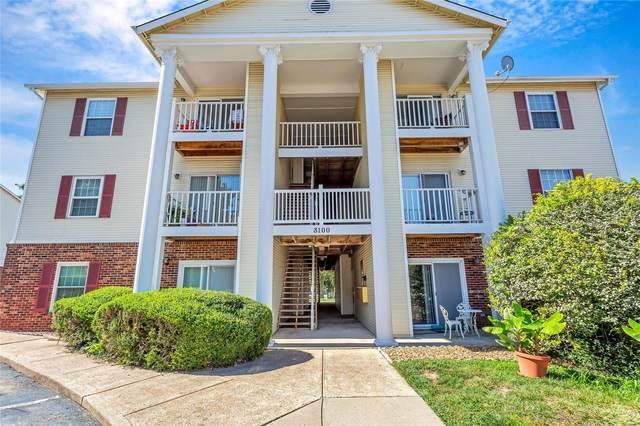 3100 Edwards #202, Maryland Heights, MO 63043 (#21064996) :: Delhougne Realty Group