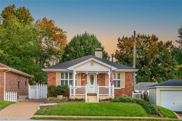 8220 Morganford, St Louis, MO 63123 (#21065000) :: Parson Realty Group