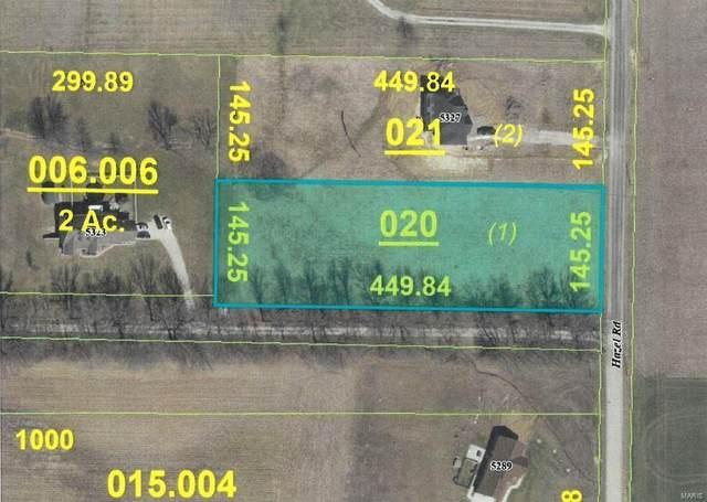 5325 Hazel Road, Edwardsville, IL 62025 (#21065002) :: Hartmann Realtors Inc.