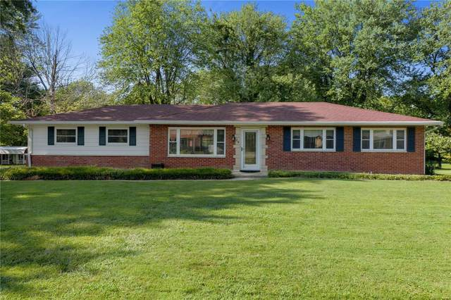 29 Fairview Drive, Fairview Heights, IL 62208 (#21065018) :: Finest Homes Network