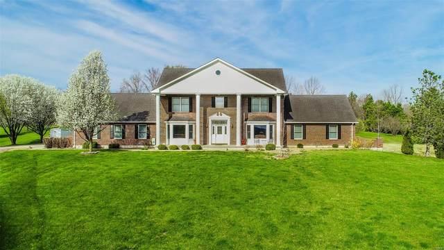 415 Cardinal Meadows Drive, Washington, MO 63090 (#21065028) :: Parson Realty Group