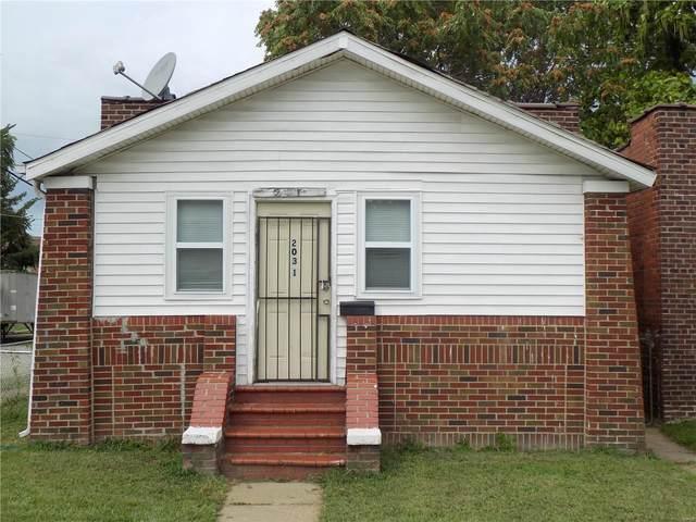 2031 Agnes Street, St Louis, MO 63107 (#21065041) :: Blasingame Group | Keller Williams Marquee