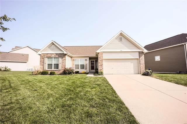 840 Bluff Ridge Lane, Shiloh, IL 62221 (#21065066) :: Jenna Davis Homes LLC