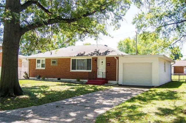 2590 Spalding Avenue, Granite City, IL 62040 (#21065070) :: Parson Realty Group