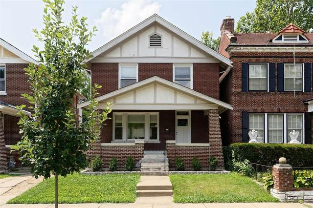 5956 De Giverville Avenue, St Louis, MO 63112 (#21065087) :: Delhougne Realty Group