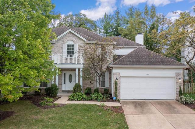 11494 Daykin Drive, St Louis, MO 63146 (#21065096) :: Matt Smith Real Estate Group