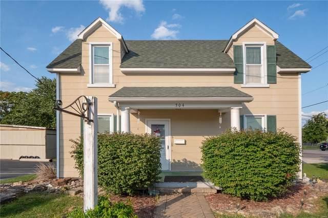 304 N Main Street, Columbia, IL 62236 (#21065109) :: Clarity Street Realty