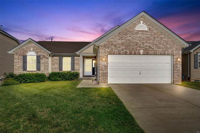 1118 Nashville Street, Saint Peters, MO 63376 (#21065121) :: St. Louis Finest Homes Realty Group