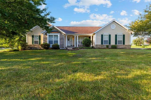 5707 Westchester Meadow Drive, Weldon Spring, MO 63304 (#21065126) :: Palmer House Realty LLC