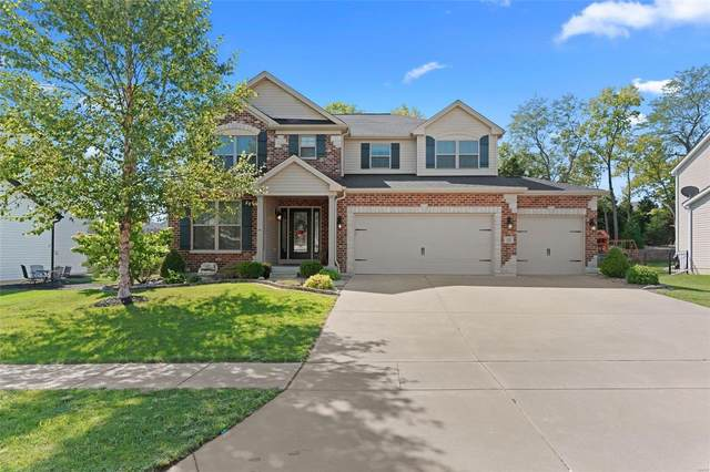 333 Hyde Park Avenue, Wentzville, MO 63385 (#21065170) :: St. Louis Finest Homes Realty Group