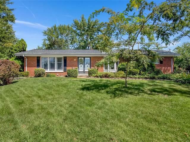 15 Meadow Lake Drive, St Louis, MO 63146 (#21065187) :: Blasingame Group | Keller Williams Marquee