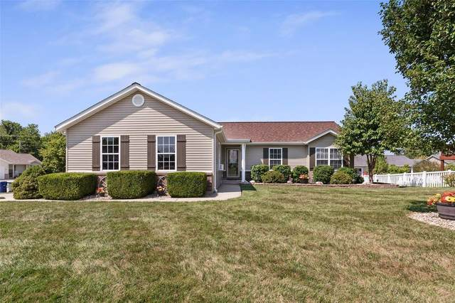 191 Fieldstone Drive, Troy, MO 63379 (#21065264) :: St. Louis Finest Homes Realty Group