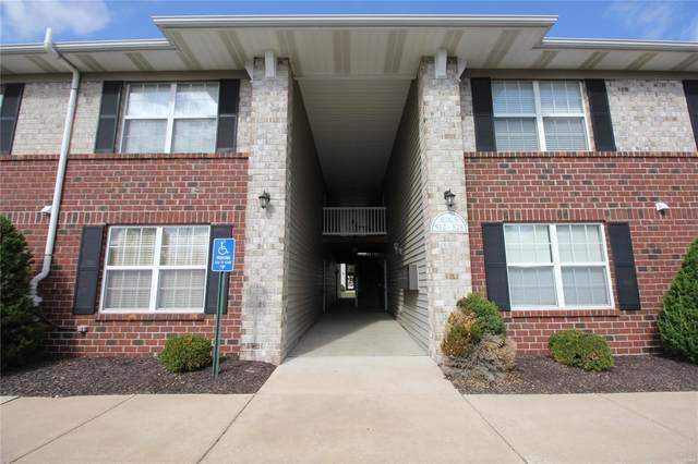 406 S Church Street #514, Saint Peters, MO 63376 (#21065283) :: Parson Realty Group