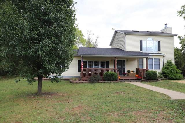 1549 Highway O, Fredericktown, MO 63645 (#21065302) :: Clarity Street Realty