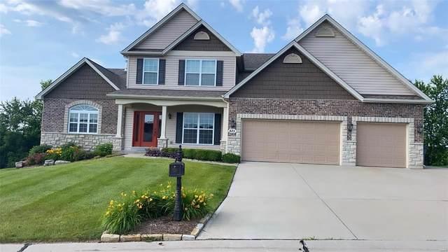 825 Snowberry Ridge Drive, O'Fallon, MO 63366 (#21065330) :: Parson Realty Group