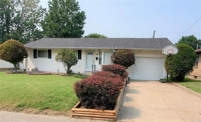 2809 Fortune Drive, Granite City, IL 62040 (#21065334) :: Reconnect Real Estate