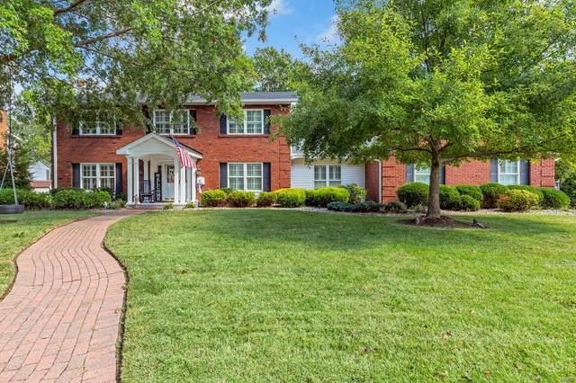 800 Meadowlark Drive, O'Fallon, IL 62269 (#21065339) :: Matt Smith Real Estate Group
