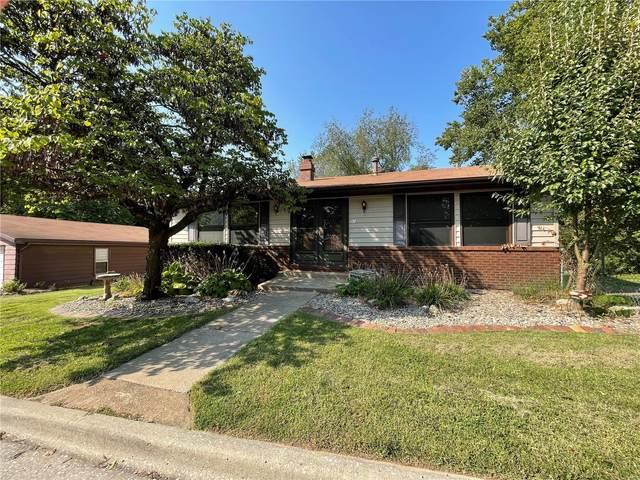 91 Sunset Avenue, Glen Carbon, IL 62034 (#21065442) :: Blasingame Group | Keller Williams Marquee