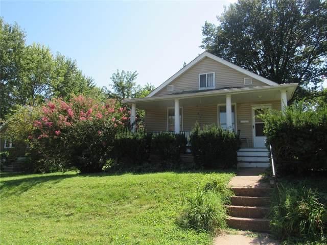 6738 Plateau Ave Avenue, St Louis, MO 63139 (#21065446) :: Innsbrook Properties