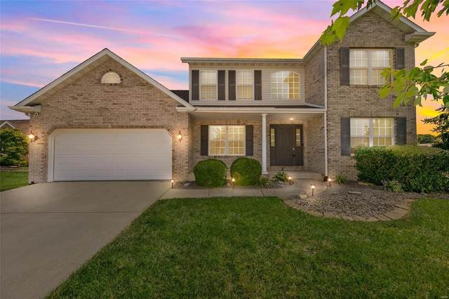 2524 Gecko, Maryville, IL 62062 (#21065482) :: Blasingame Group   Keller Williams Marquee