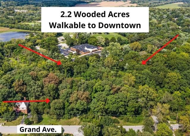 1233 Grand Avenue, Edwardsville, IL 62025 (#21065487) :: Blasingame Group | Keller Williams Marquee