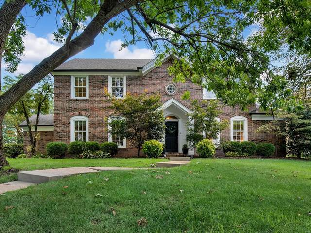 95 Lake Forest Drive, Richmond Heights, MO 63117 (#21065488) :: Clarity Street Realty